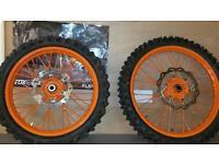 Ktm exc wheels
