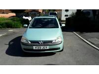 Great Vauxhall Corsa for sale
