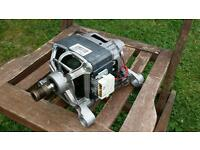 Hotpoint washing machine motor