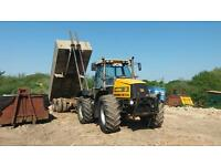 Operated Tractor & trailer, Digger,forktruck