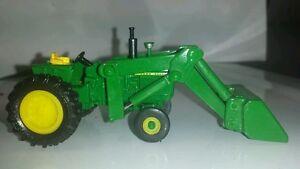 1 64 ertl custom john deere 4020 tractor with john deere