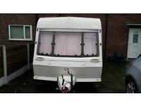 Abbey GT Lincoln 2 berth Caravan
