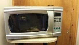 House clearance - microwave, guitar, iron, weights, push up bar, lamp