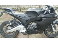 Derbi gpr 125 4t rs4 125
