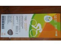Olympic Tickets Rio 2016 Athletics and Cycling