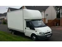 Ford transit luton van 53 reg 14ft base