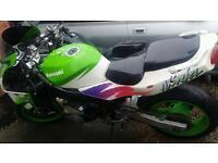 Kawasaki zx6r