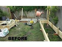 Landscaper /stone and timbeR HARD AND SOFT