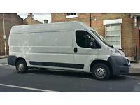 AFFORDABLE MAN & VAN HIRE | from £15 p/h | DELIVERIES | REMOVALS | ANYTHING ANYWHERE ANYTIME |