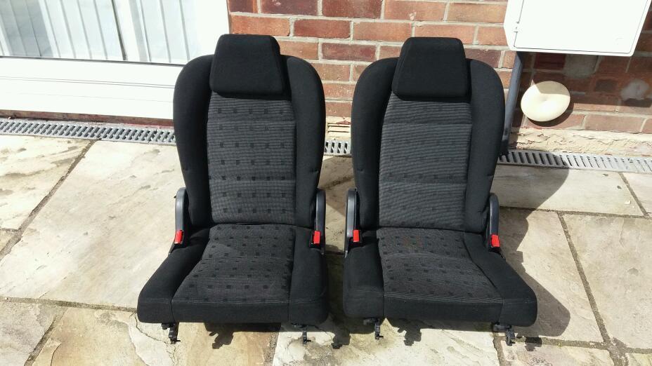 Peugeot 307 Sw 3rd Row Seats In Werrington Staffordshire Gumtree