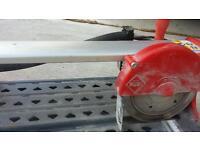 Wet tile cutter. Ruby DU-200 L-BL EVO ;230V