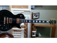 1994 Gibson Custom Black Beauty Custom Shop 1957 historic reissue