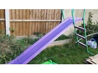 Children slide for garden