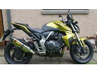 Honda CB1000R Akrapovic exhaust.