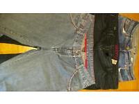 Women jeans size 14