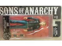 Sons of Anarchy 6 inch Jax figure