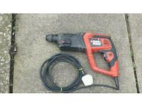BLACK & DECKER SDS ROTARY HAMMER DRILL ! ! ! ! ! ! ! ! ! ! ! ! ! ! ! ! !