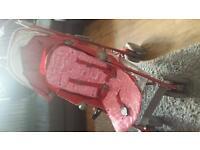 Maclaren rose buggy