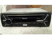 Sony cd player with usb