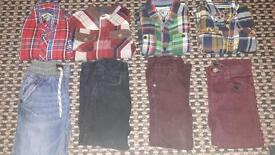 Boys 2 to 3 years winter clothes bundle Next Tuesday clothing
