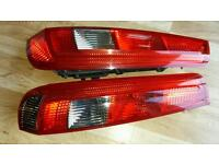 Ford Fiesta Smoke Backlights In Excellent Condition