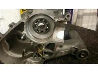 Vespa 200 engine casing reed valve ready