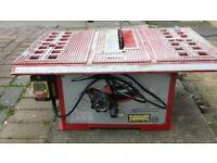 POWER DEVIL TABLE SAW