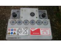 Car battery 43 amp hour