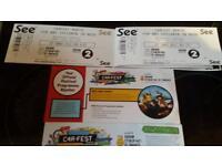 Carfest VIP Tickets