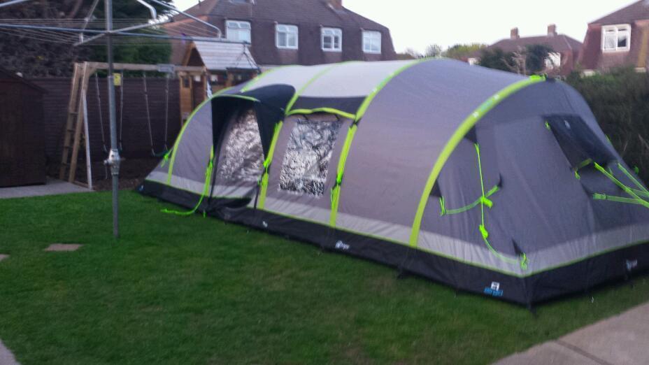 Air Nimbus 8 Tent (NEW) & Air Nimbus 8 Tent (NEW) | in Taunton Somerset | Gumtree