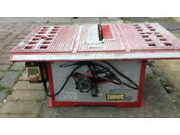 POWER DEVIL TABLE SAW !!!!!!!!!!!!!!!!!!!!!!