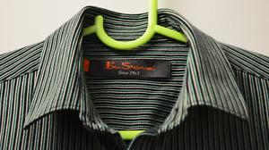 Ben Sherman Mens Shirt Small Cotton Goodna Ipswich City Preview