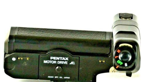 PENTAX A Motor Drive, Winder