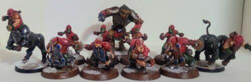 Bloodbowl Chaos Dwarves