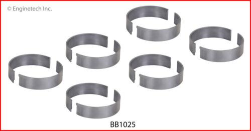 INC BB1045STD Engine Connecting Rod Bearing Set ENGINETECH