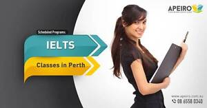 Join APEIRO Training Services and Excel in IELTS Exam Perth Perth City Area Preview