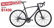 Merida******2015 Carbon Road Bike with DISC Brakes - BRAND NEW Strathpine Pine Rivers Area Preview