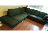Bo concept corner sofa free delivery