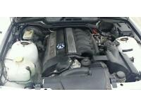 E36 328i Bmw engine and gearbox drift turnkey conversion