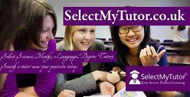 Tutor / Teacher Jobs £45 p/h- Primary, GCSE , A-Level & Degree Private / Online Student Tutor Needed