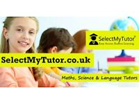 Need Private Tutors Primary, GCSE & A-Level English, Maths, Physics, Biology, Chemistry Science