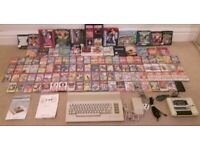 Commodore 64 Video Games Collection (console included as free)