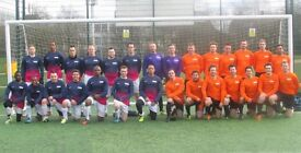 11 ASIDE TEAM, WE ARE RECRUITING, FIND FOOTBALL IN LONDON, JOIN SUNDAY TEAM, PLAY IN LONDON