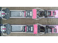 silvretta 404 alpine touring bindings (fitted on 190s)