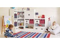 GLTC Kids Storage Set with drawers