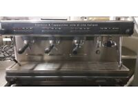 CAFE COMMERCIAL La Cimbali M32 Dosatron 3-Group Head Coffee Machine Barista Espresso Machine for sale  East London, London