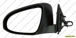 Door Mirror Power Driver Side Heated Xle/Se Without Blind Spot Toyota Camry 2012-2014