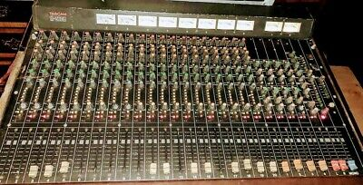 TascamM-320 BM-1, 20 Channel Keyboard Mixer, Vintage Unit 24 channel m- 320