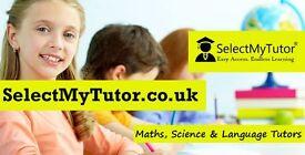 Tutor / Teacher Jobs £45 p/h- GCSE & A-Level Private Tutors Needed - English Maths Science Online