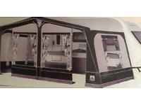 Doréma Daytona Size 10 Caravan Awning